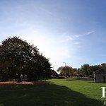 Village Green, location of the Hollybush