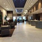 Hilton Charlotte University Place Foto
