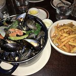 Moules (Mussels) Provencale
