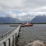 Western Brook Pond - tour boat