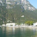 Riva del garda lakeside