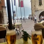 View from a Riva restaurant