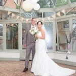 Our wedding at the amazing Manners Arms in the heart of the Vale of Belvoir