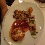 Turkey with Foie Gras