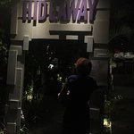 Foto de The Hideaway Restaurant