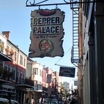 the famous pepper palace an awesome experience for people who love spicy food and love hot sauce