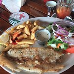 Grilled grouper fresh excellant