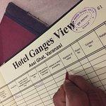 Foto de Hotel Ganges View