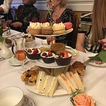 Had a wonderful afternoon enjoying Afternoon Tea for my mums birthday. The owner and waitress co