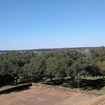 top of lookout tower