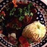 Schabzmorelą - Pork loin & horseradish mashed potatoes & delicious gravy