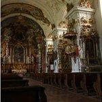 Rokoko in der Kirchenausstattung