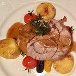 Foto de Gasthaus-Restaurant Zur Krone