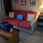 Queen size sofa bed DVC studio