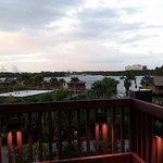 View from 3rd floor Tokelau building stairwell