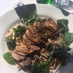 Duck Apple Salad