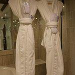 Comfy robes
