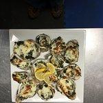 Oysters Rockefeller in season NOW