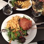 Zdjęcie A La Table De Louise