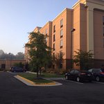 Hampton Inn Warrenton照片