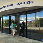 Tourism Lounge to collect your Free Discount Card