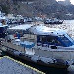 Capt Stathis' boat, Anemos