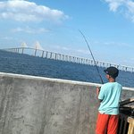 Fishing nearby