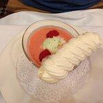 Dessert décevant