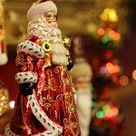 Full of ornaments