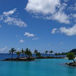 InterContinental Bora Bora Le Moana Resort Foto