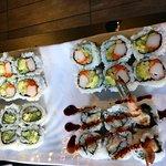 sushi, sushi and more sushi