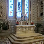 Main altar, Old St. Vincent's