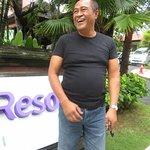 our driver, Nyoman Wirawan