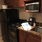 Granite kitchen clean updated modern room
