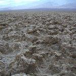 Death valley国立公園内