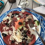 Very good carpaccio