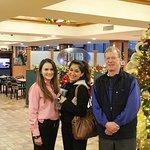 Jasmine, Ketsia and Pat. Great Hospitality.