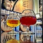 Awesome Barrel Aged Beers and Sours