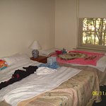 kids room nice big beds