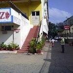 Entrance to Hotel Ritz