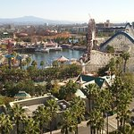 Daytime view of Disney's California Adventure Park