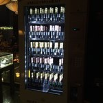 MOET CHANDON VENDING MACHINE