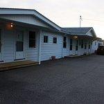motel units - exterior