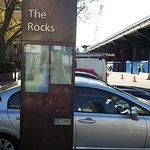 The Rocks Foto