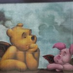 winnie the pooh ang piglet....