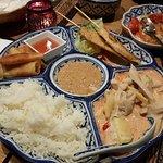 Bild från Thairestaurang Mhenam