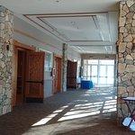 Event Center Foyer.