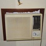Lärmige Klimaanlage