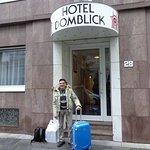 Hotel DomBlick Foto
