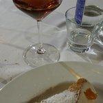 cannolo siciliano e malvasia